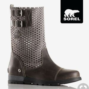 Sorel // Major Pull-On Perforated Boot